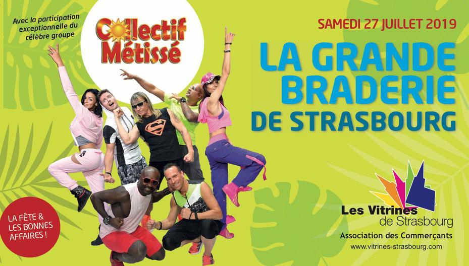 Grande Braderie Strasbourg 2019