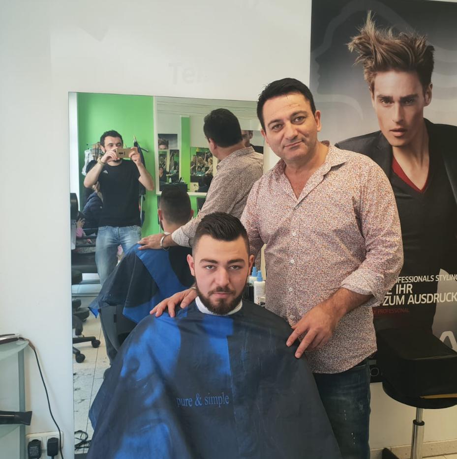 Haarschnitt Friseur Huk Ihr Top Friseur In Munchen