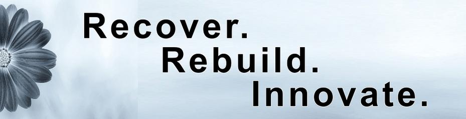Tourismconsulting. Revover Rebuild Innovate