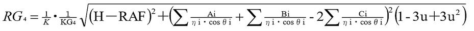 許容逆相電流出力係数(RG4)  自家発電設備