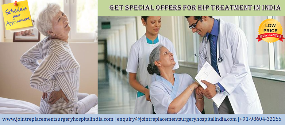 Best Hospital For Hip Replacement Treatment in India