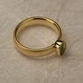 Beatrix Vintage Smaragd Ring
