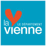 Logo du département de la Vienne 86