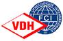 Mitglied im VDH und FCI
