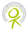 Logo für Zertifizierung Deutscher Standard Prävention
