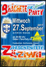 Brächete Zäziwil, Fest, Tanz, Disco, Party, Bar, DJ Aspen, Speedy, Röfe, Domi D, Misch, TV.