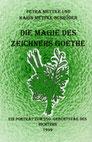 Petra Mettke, Karin Mettke-Schröder/Die Magie des Zeichners Goethe/Drehbuch/1999