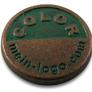 Vintage logo tags