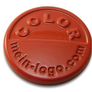 Logoanhänger farbig
