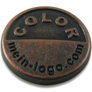 Logo tags antique