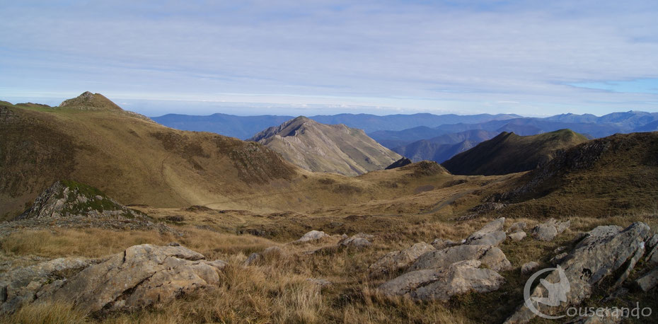 Randonnées Nature Pyrénées Ariège Couserans