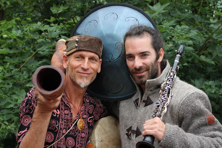 Nada Brahma Projekt - Paul Freh & Armin Wenger