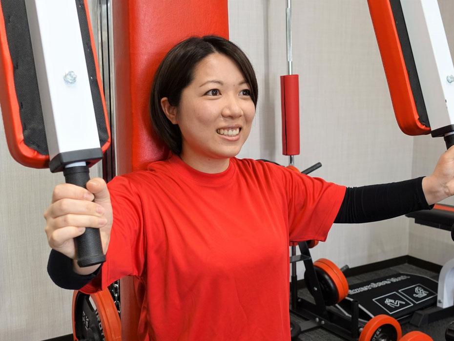 福山市 ダイエット トレーニング 女性