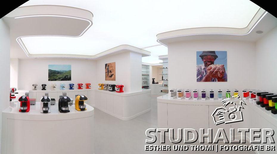 1. Amici Store (Galleria Amici) eröffnet in Luzern