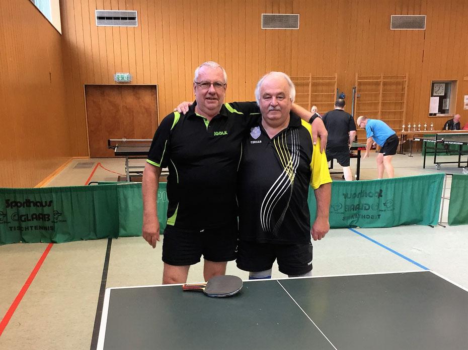 Armin & Armin Kreismeister im Doppel :-)