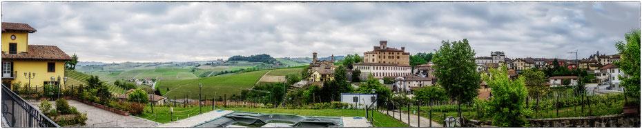 Schloß Barolo in Barolo  Foto (c) V. Haas