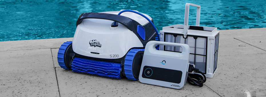 Robot per piscine Dolphin S 200