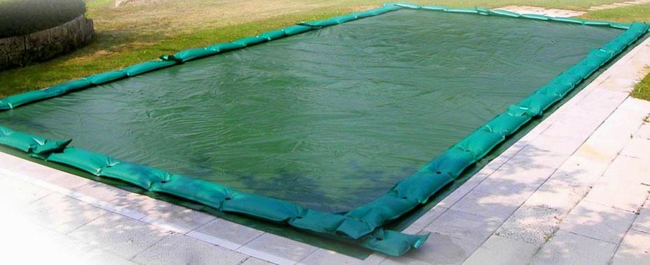 Coperture invernali ed estive per piscine