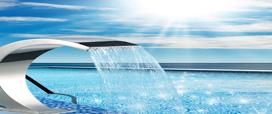 Accessori e giochi d'acqua per piscine