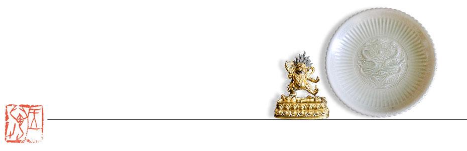 Vajrabhairava | 18th century | Tibetan | gilt bronze