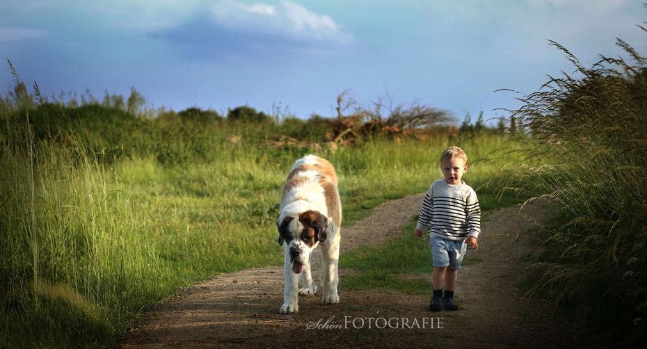 Kinder Familien Shooting Outdoor Natur Berlin