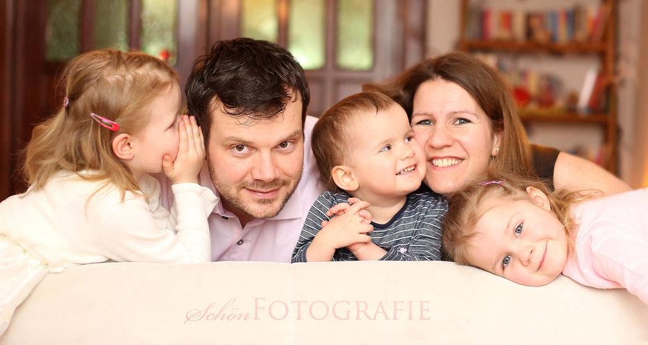 FamilienBilder mit Severin von SchönFotografie