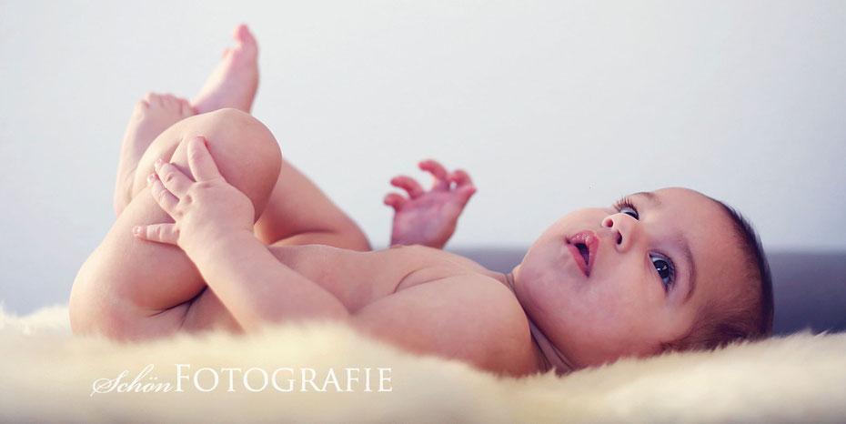BabyBilder mit Severin von SchönFotografie