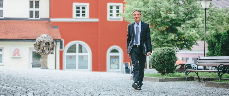 Hotelberater Hubert Lingg, Riefensberg, Oberstaufen, Allgäu