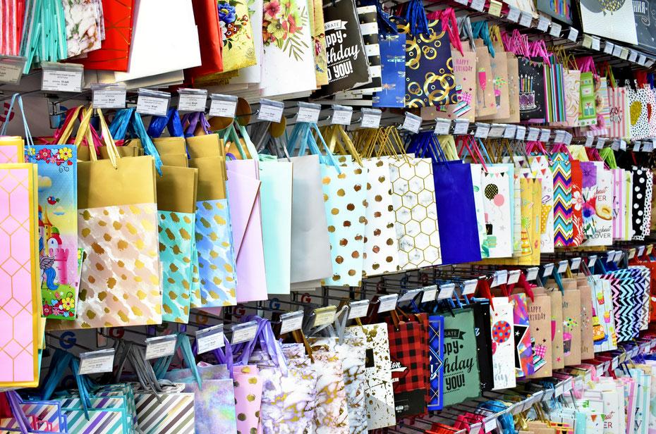 Пакеты для подарков купить в Казани