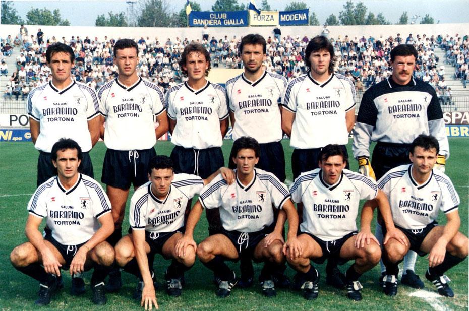 1988-89 Serie C1 Modena-Derthona 0-2