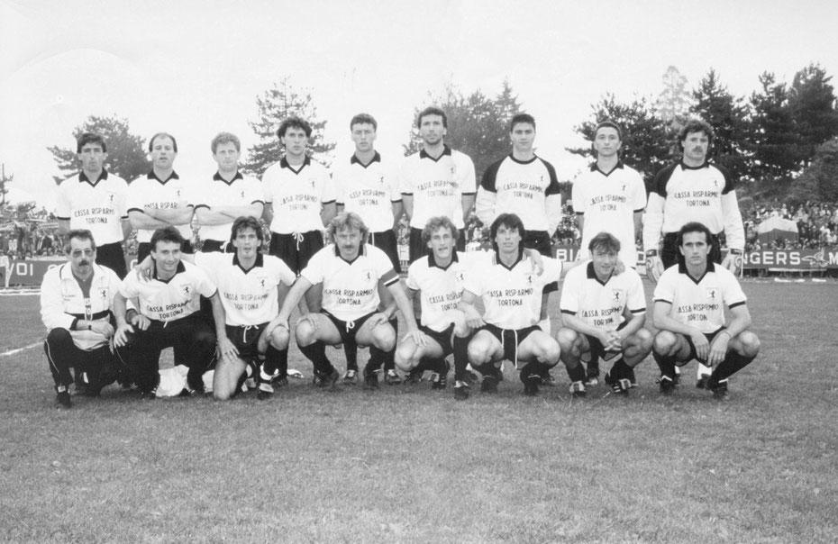 1987-88 Serie C1 Derthona-Monza 0-1