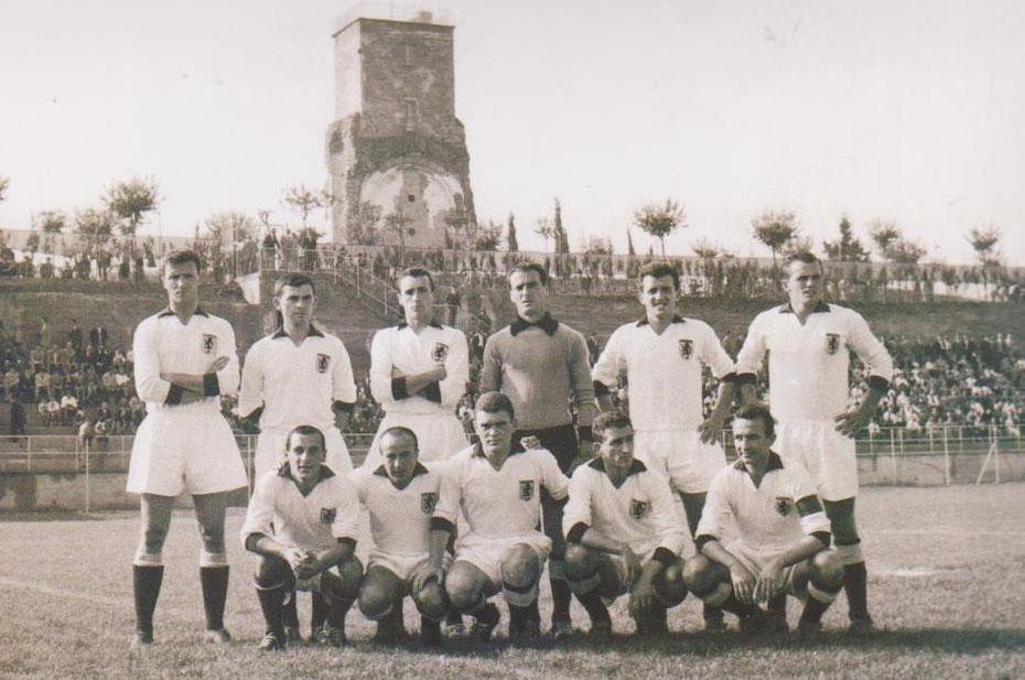 1959-60 Quarta Serie Inaugurazione del 'Coppi'  Derthona-Aosta 2-1