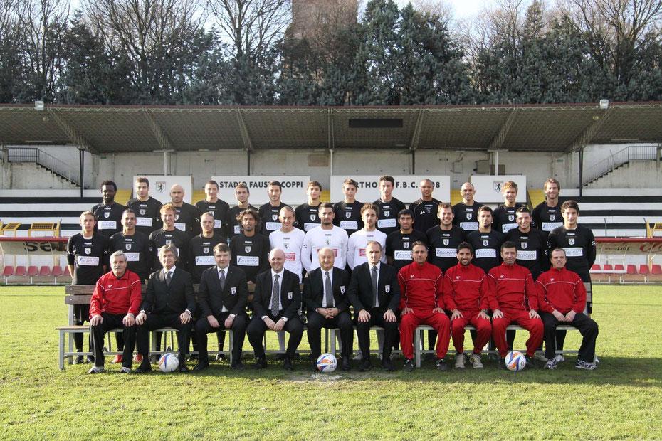 2010-11 Serie D La rosa