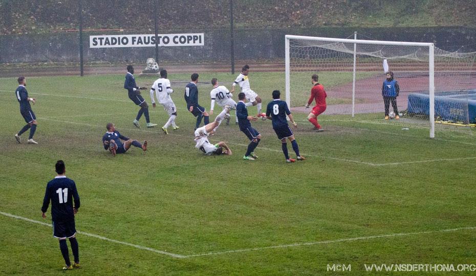 2015-16 DERTHONA - RAPALLO BOGLIASCO 0-0