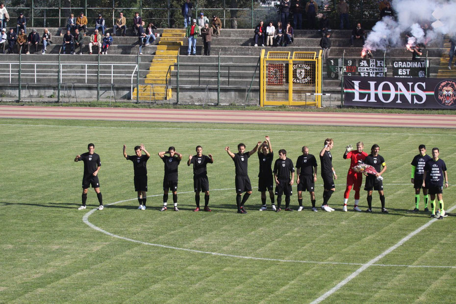 2009-10 Serie D Derthona-Entella