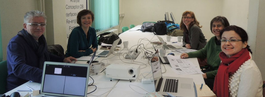 """Les coulisses de la formation """"blog professionnel"""" du 23 mars 2015"""