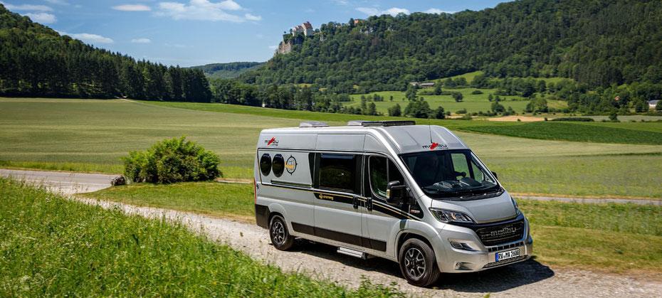 Wohnmobil/Reisemobil mieten in Tübingen, Reutlingen, Stuttgart