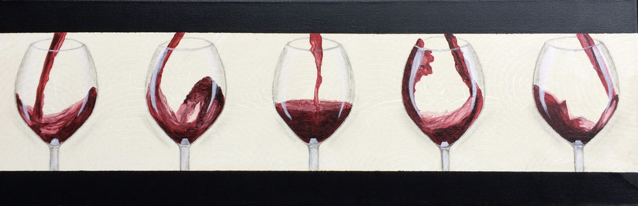 Tableau vin rouge