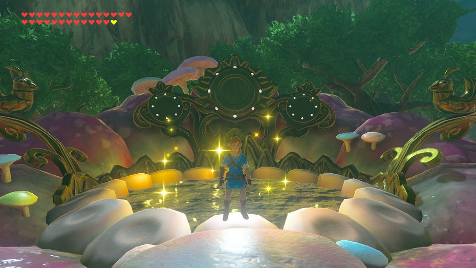 大 妖精 の 泉