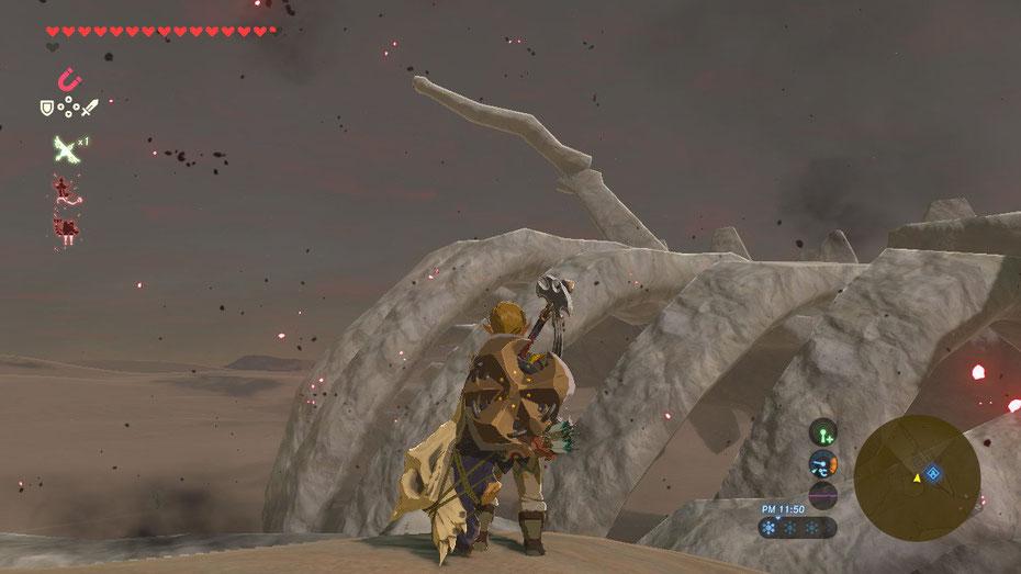 ゲルドの大化石