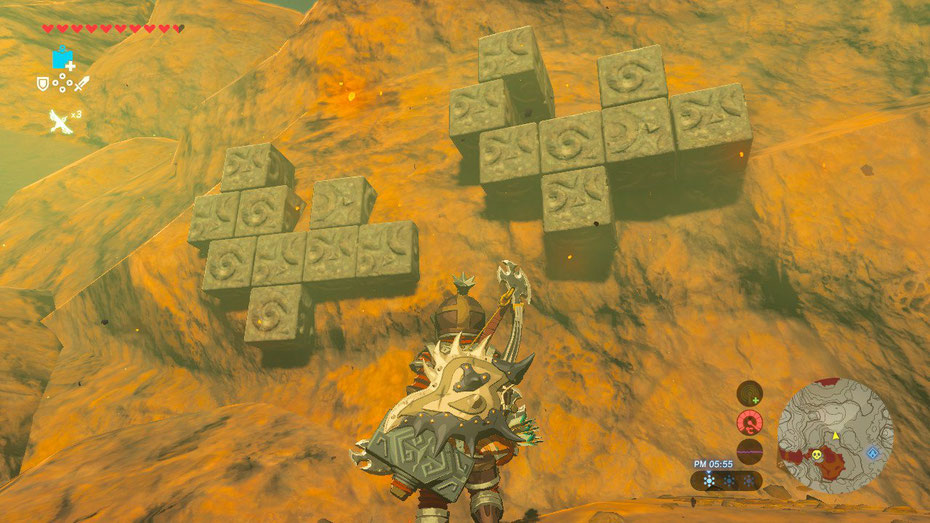鉄のブロック
