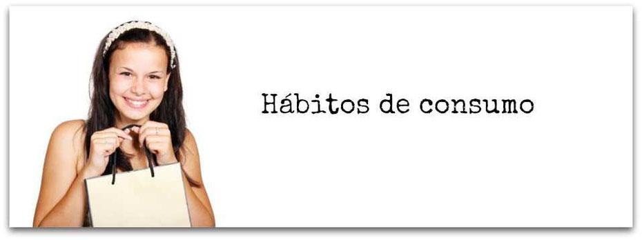 Hábitos de consumo