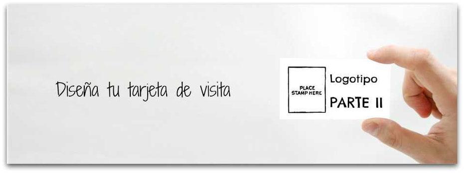 Diseña tu tarjeta de visita