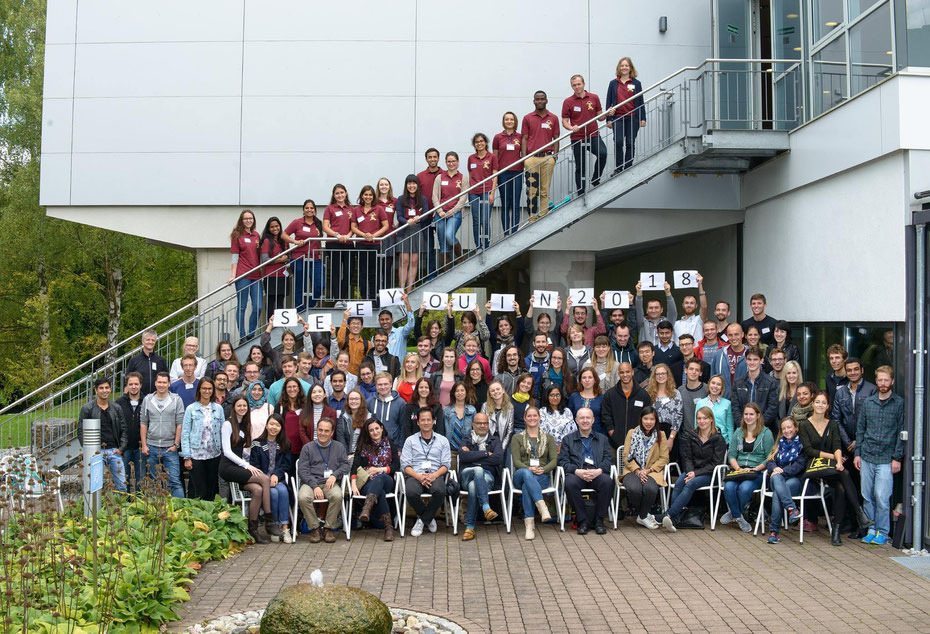 Organizers and participants of Horizons in Molecular Biology 2017