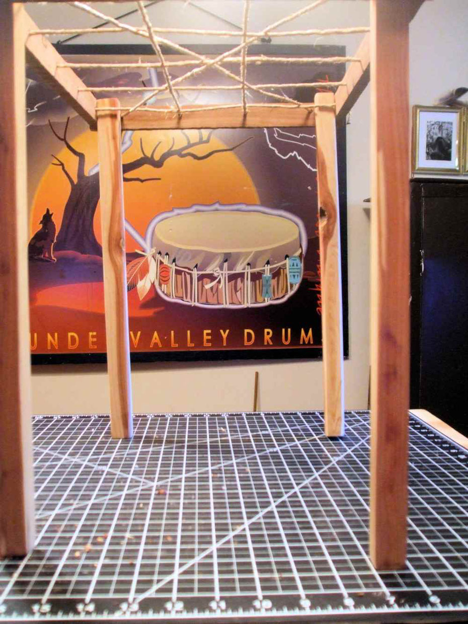 new drum stand for a new lighting drum to be unveiled in november 2016