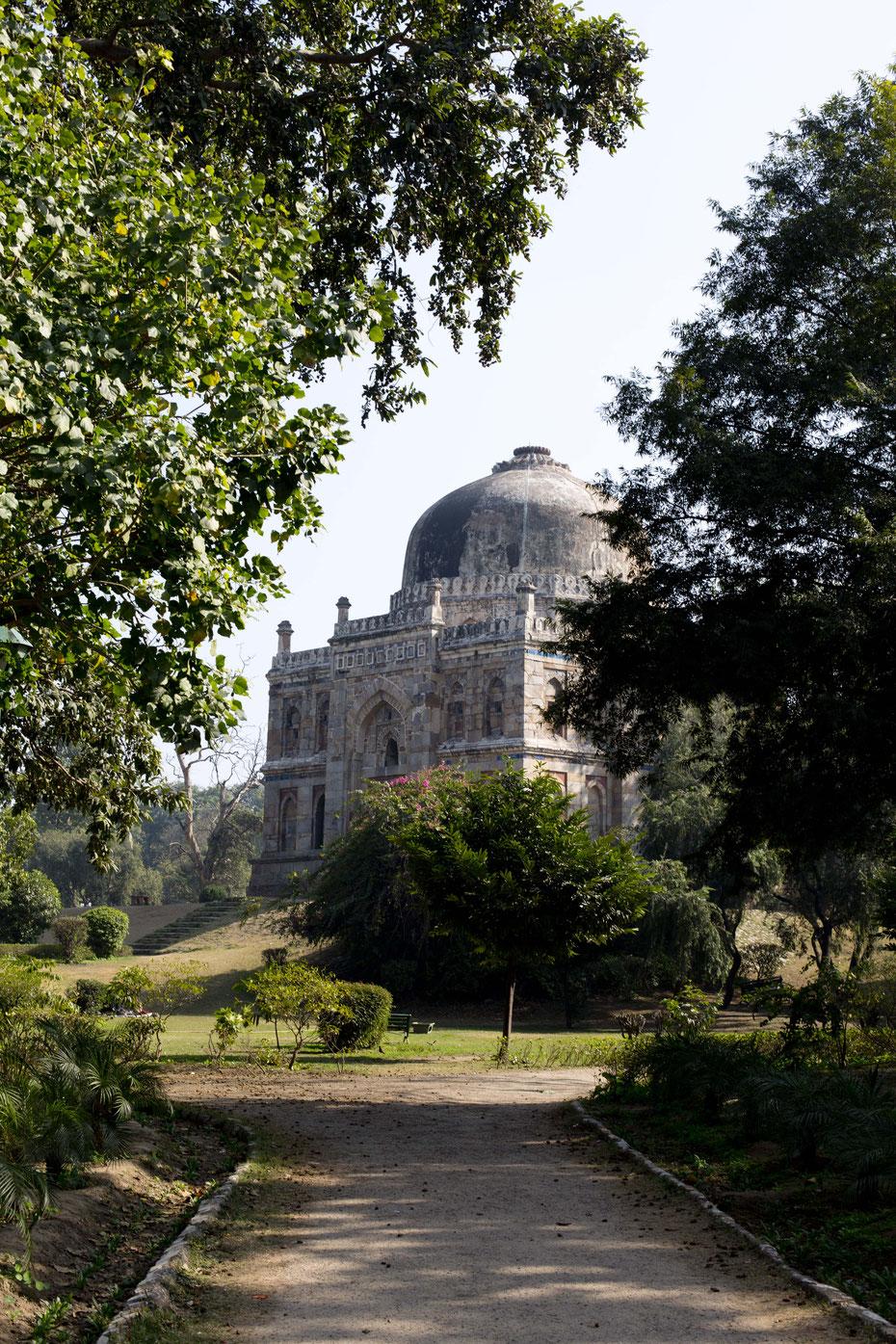 Shish Gumbda, Lodhi garden, Indien