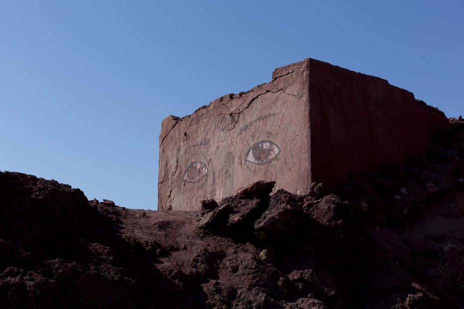 Der Blick, Hormuz, Iran