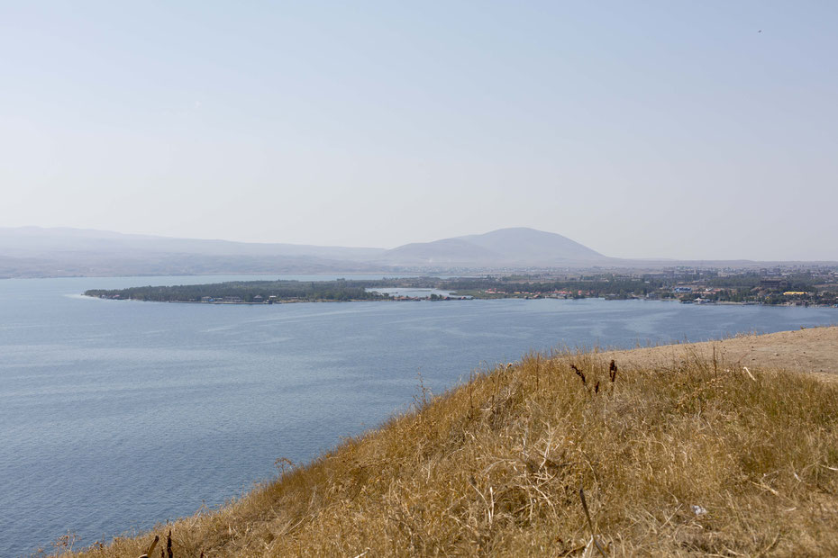 Sewan See, Sewan city, Armenien