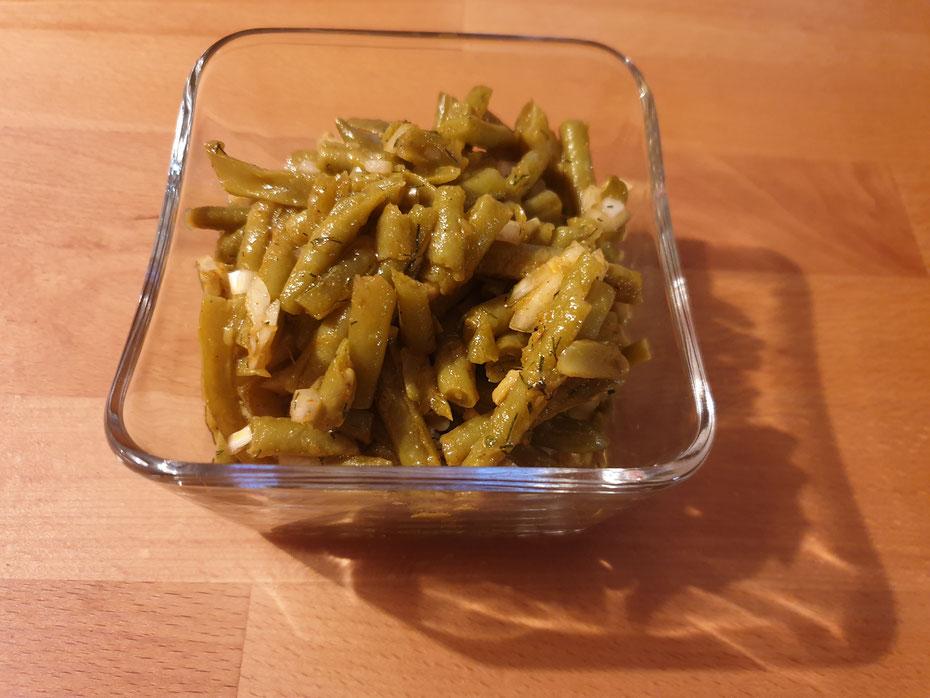 Lecker Salat, macht satt und ist in 5 Minuten fertig!