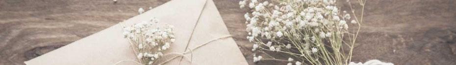 to-do-liste-hochzeit: Hochzeitseinladung